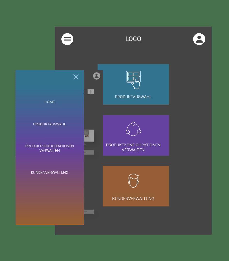 Beispielscreens Toplogix
